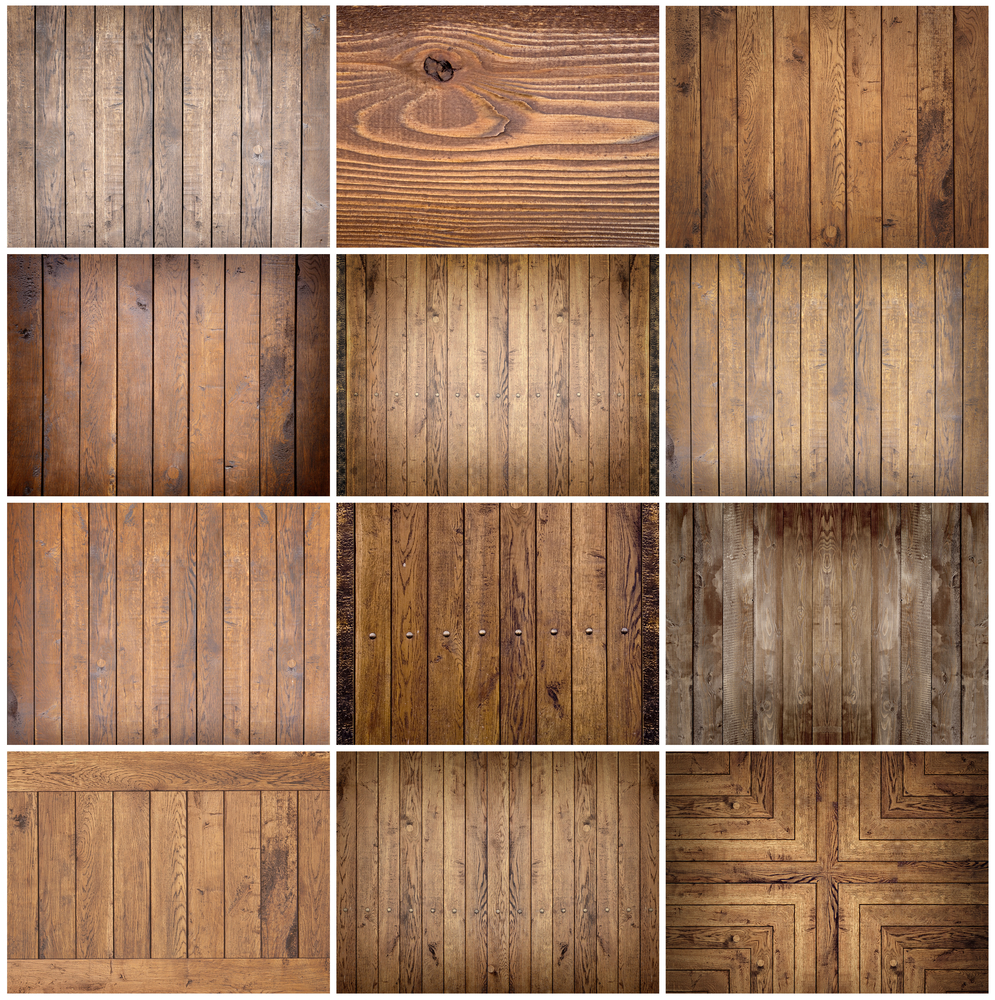 Different types of wood flooring species