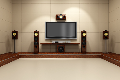 Complement your home speakers setup with decor that suits your taste.