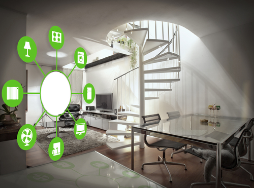 You can manage all smart home automation devices.