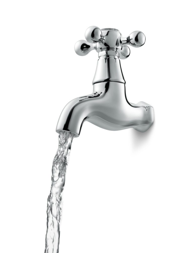 Low supply from the faucet can be caused by a number of issues.