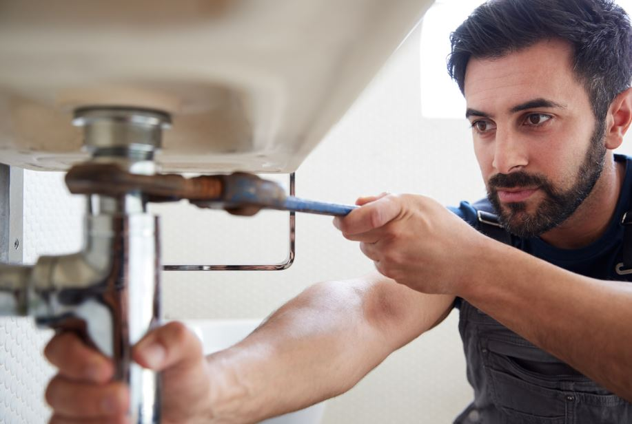 Plumbing at home questions are answered in this post.