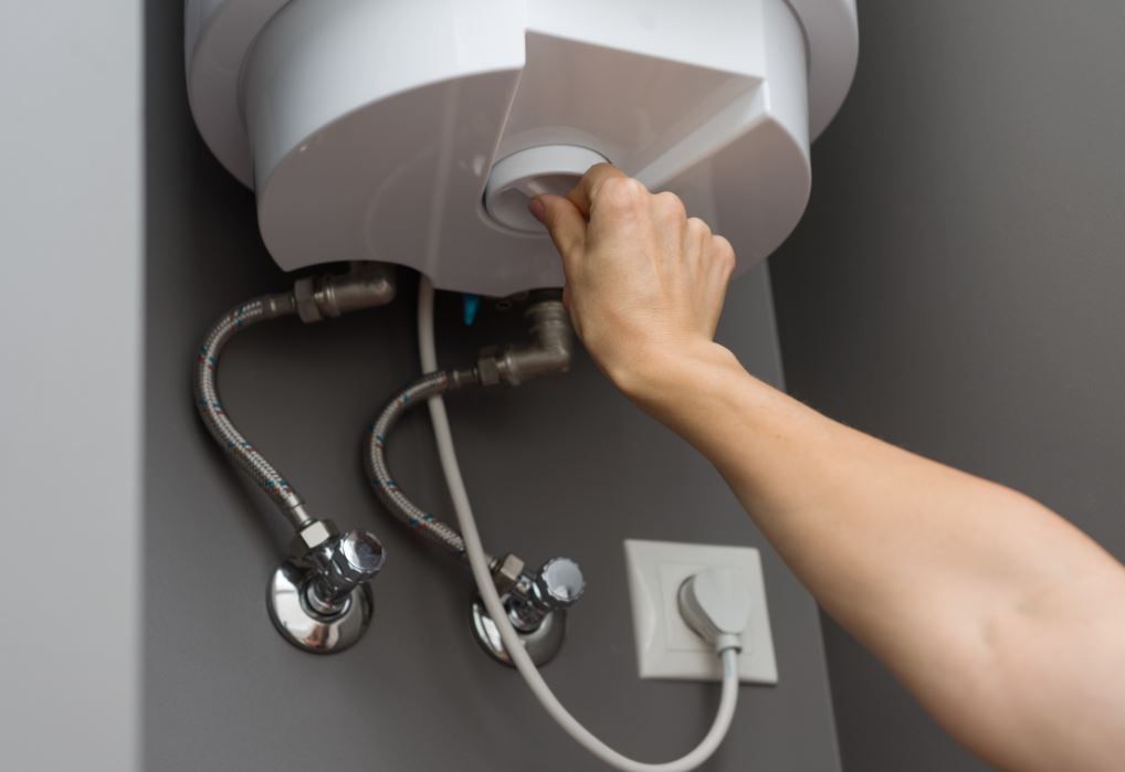 Water heaters are important plumbing at home devices.